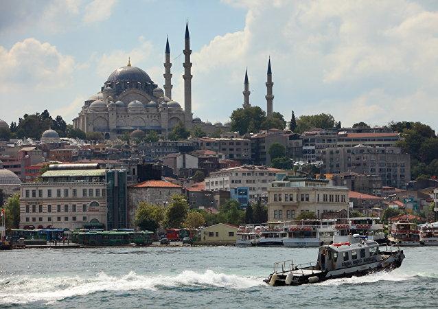 Βόσπορος, Κωνσταντινούπολη