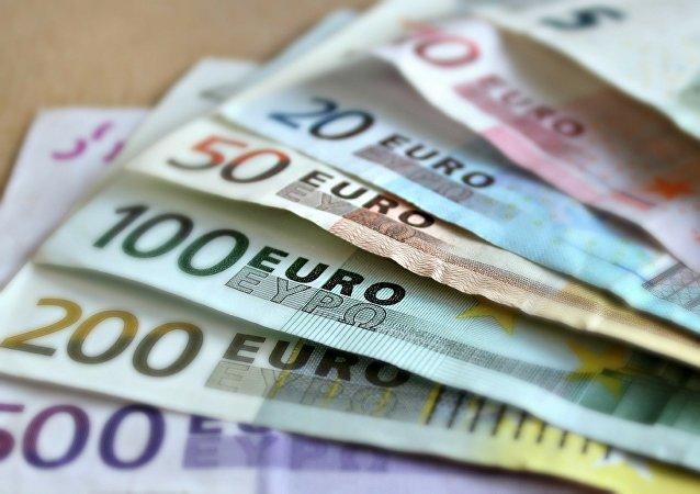 Ελληνικά χαρτονομίσματα ευρώ