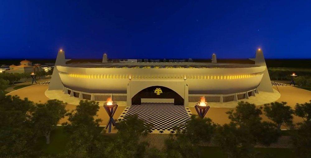 «Αγιά Σοφιά», το νέο γήπεδο της ΑΕΚ