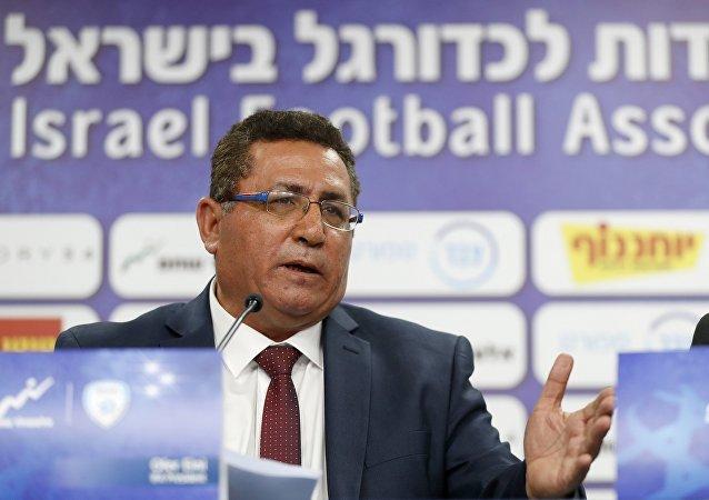Ο πρόεδρος της Ισραηλινής Ποδοσφαιρικής Ομοσπονδίας Οφέρ Έινι