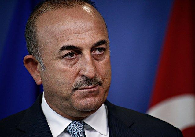 Ο υπ. Εξωτερικών της Τουρκίας Μελβούτ Τσαβούσογλου