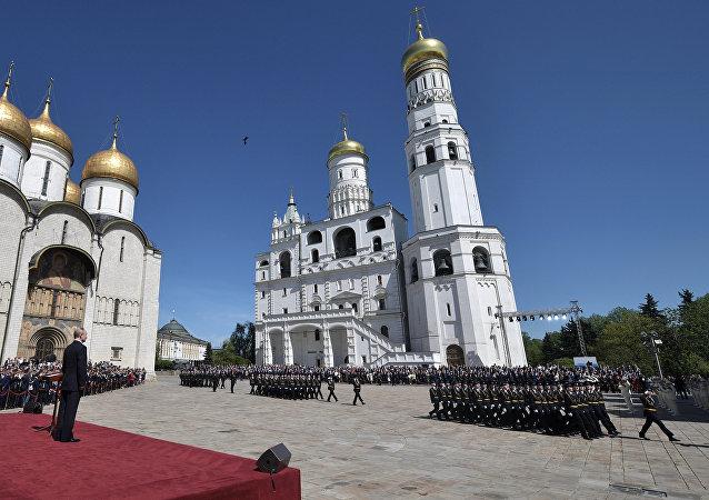Το Κρεμλίνο στην καρδιά της Μόσχας