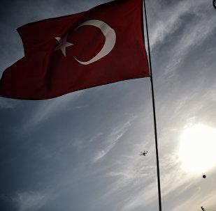 Η τουρκική σημαία