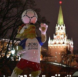 Μόσχα, ετοιμασίες για το Παγκόσμιο Κύπελλο 2018
