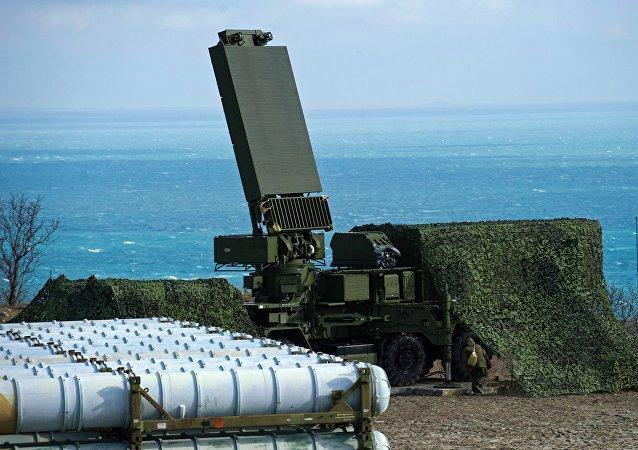 Αντιπυραυλικό σύστημα S-400