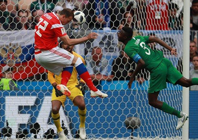 Ρωσία - Σαουδική Αραβία 5-0