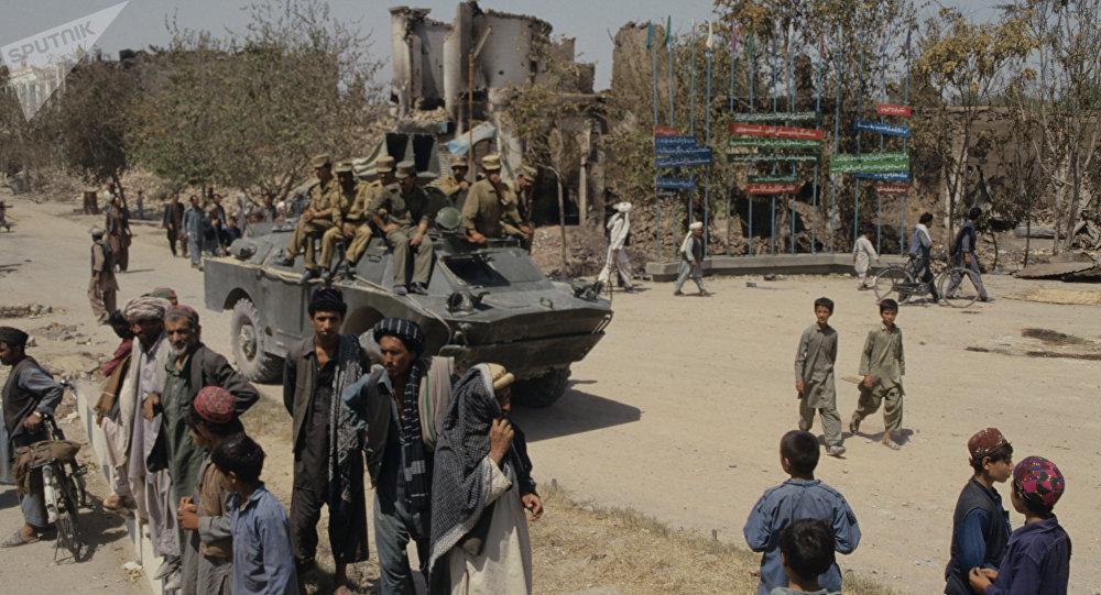 Στρατιώτες του αφγανικού στρατού