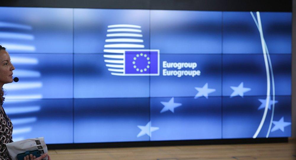 Συνεδρίαση των υπουργών οικονομικών της Ευρωομάδας στις Βρυξέλλες