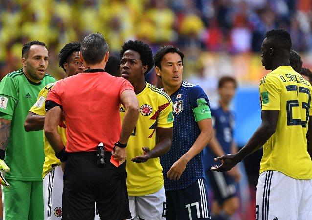 Κολομβία - Ιαπωνία, Μουντιάλ 2018