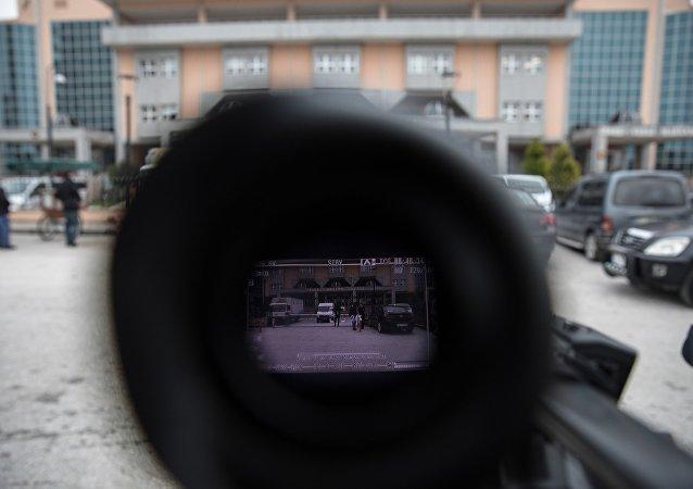 Το δικαστικό μέγαρο Αδριανούπολης στην Τουρκία