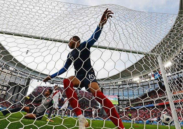 Κλιλιάν Εμπαπέ, Γαλλία, Παγκόσμιο Κύπελλο 2018