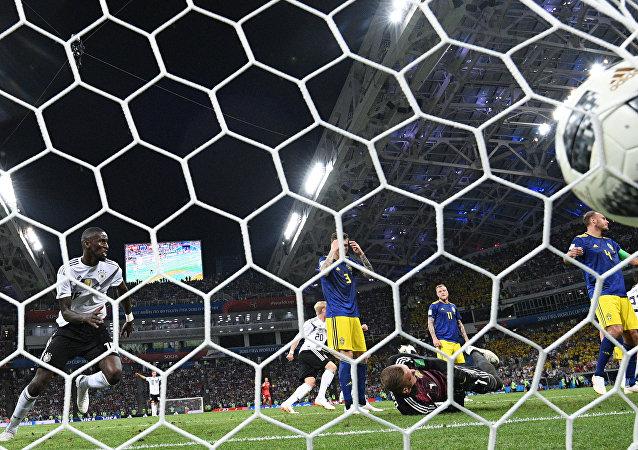 Γερμανία - Σουηδία 2-1, Παγκόσμιο Κύπελλο 2018, Ρωσία