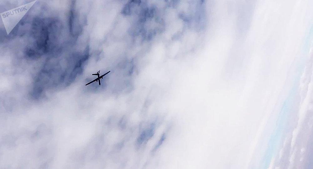 Drone στον εναέριο χώρο της Συρίας