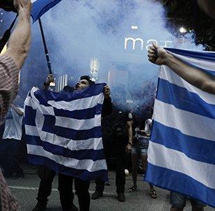 Συλλαλητήριο για τη Μακεδονία στη Θεσσαλονίκη
