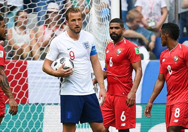 Χάρι Κέιν, Αγγλία - Παναμάς 6-1, Παγκόσμιο Κύπελλο 2018, Ρωσία
