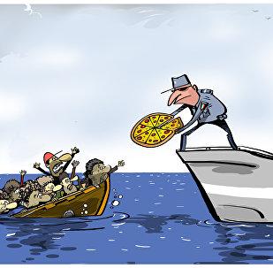 Η ιταλική πρόταση για ανθρωπιστική βοήθεια