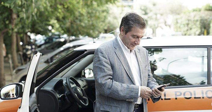 Παρουσίαση της εφαρμογής myAthensPass από τον δήμαρχο Αθηναίων, Γιώργο Καμίνη
