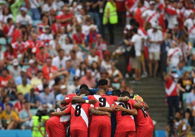 Αυστραλία - Περού 0-2, Παγκόσμιο Κύπελλο 2018, Ρωσία