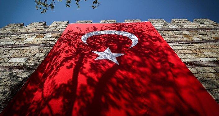 Σημαία της Τουρκίας