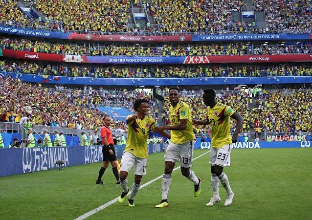 Σενεγάλη - Κολομβία 0-1, Παγκόσμιο Κύπελλο 2018, Ρωσία