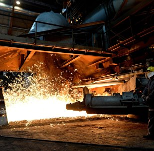 Μεταλλουργικό εργοστάσιο