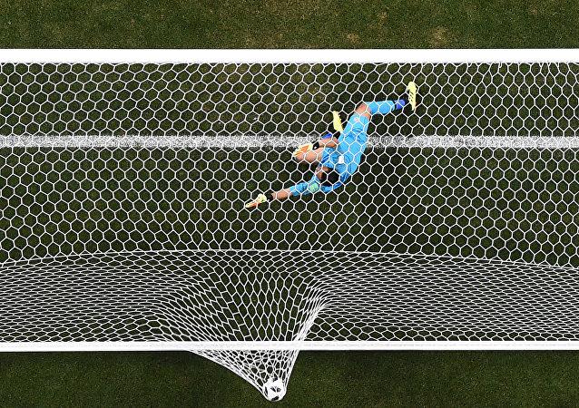 γκολ, Παγκόσμιο Κύπελλο 2018, Ρωσία