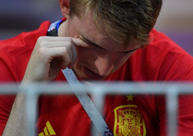 Φίλαθλος, Ισπανία - Ρωσία, Παγκόσμιο Κύπελλο 2018, Ρωσία