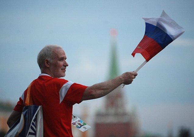 Φίλαθλος, Ρωσία, Παγκόσμιο Κύπελλο 2018, Ρωσία
