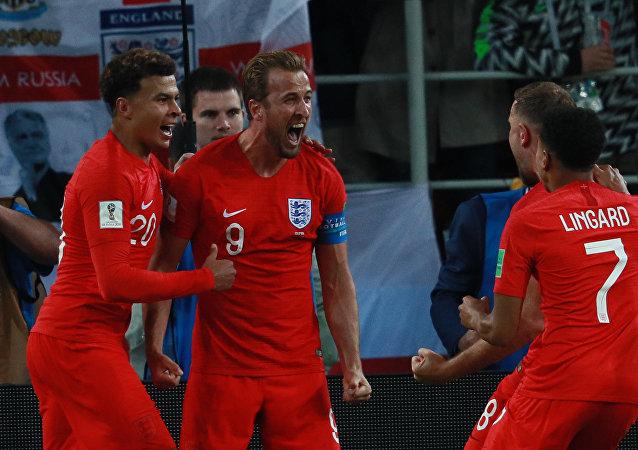 Χάρι Κέιν, Κολομβία - Αγγλία, Παγκόσμιο Κύπελλο 2018