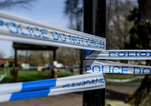 Η αστυνομία του Σάλσμπερι αποκλείει περιοχή