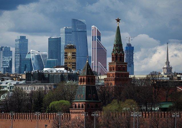 Το Κρεμλίνο στη Μόσχα