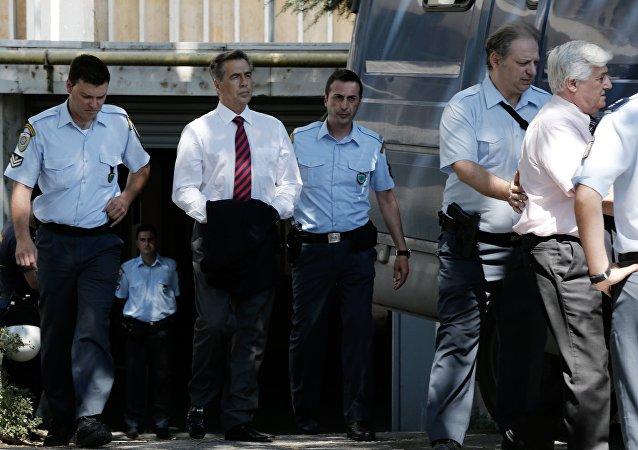 O πρώην δήμαρχος Θεσσαλονίκης, Βασίλης Παπαγεωργόπουλος
