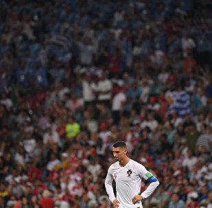 Κριστιάνο Ρονάλντο, Πορτογαλία, Παγκόσμιο Κύπελλο 2018