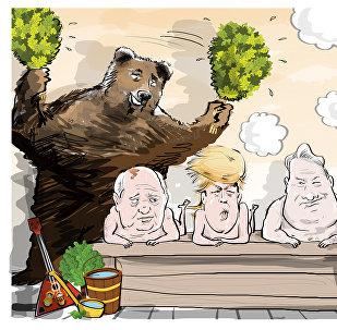 Η… «στρατολόγηση» του Τραμπ στη Σοβιετική Ένωση