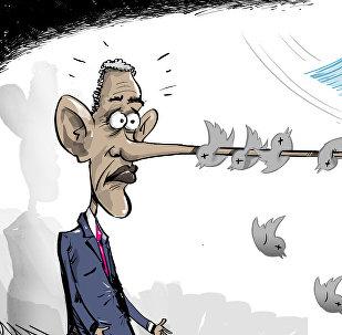 Το Twitter εξαφάνισε τρία εκατ. followers του Ομπάμα