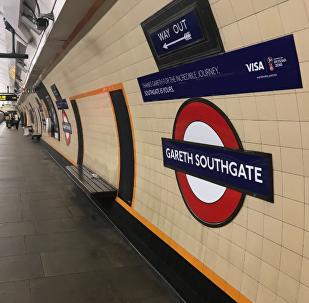 Σε «Γκάρεθ Σάουθγκεϊτ» μετονομάστηκε σταθμός του μετρό στο Λονδίνο
