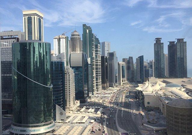 Η πρωτεύουσα του Κατάρ, Ντόχα