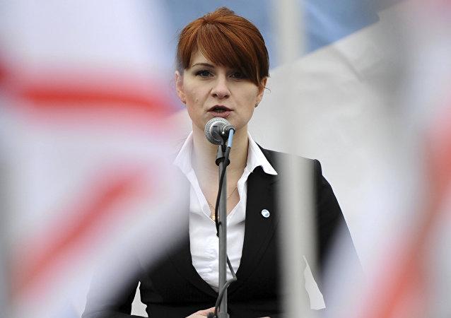 Η Ρωσίδα Μάριγια Μπουτίνα