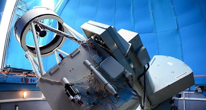 Το τηλεσκόπιο στο Κρυονέρι Κορινθίας
