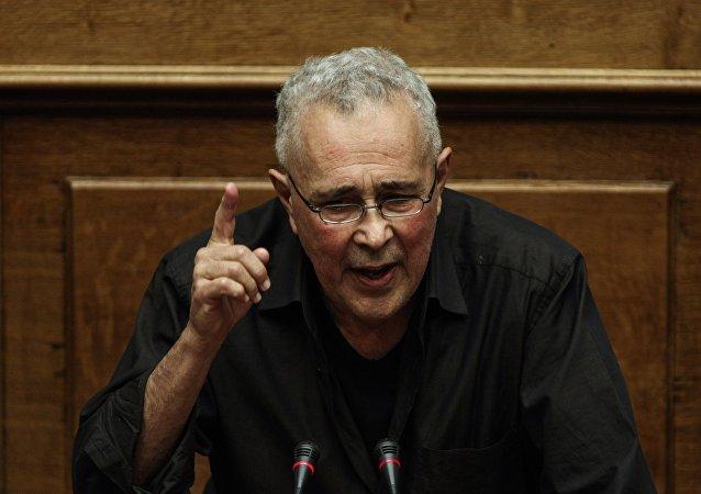 Ο βουλευτής των ΑΝΕΛ Κώστας Ζουράρις