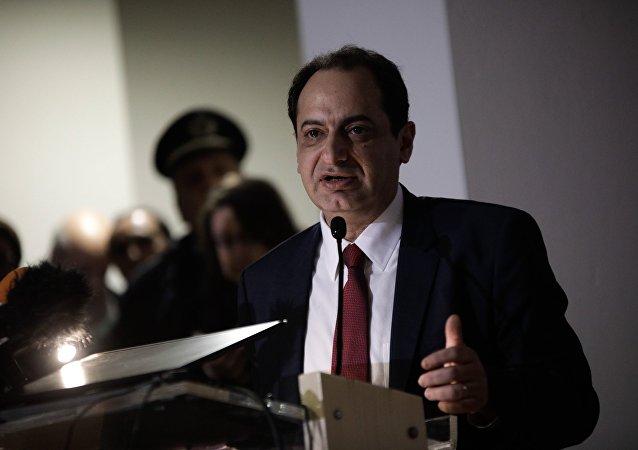 Ο υπουργός Υποδομών, Χρήστος Σπίρτζης