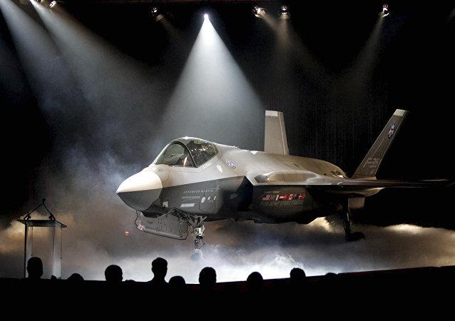 Το μαχητικό F-35