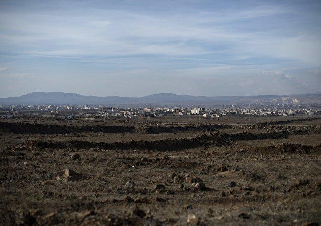 Υψίπεδα του Γκολάν στη Συρία