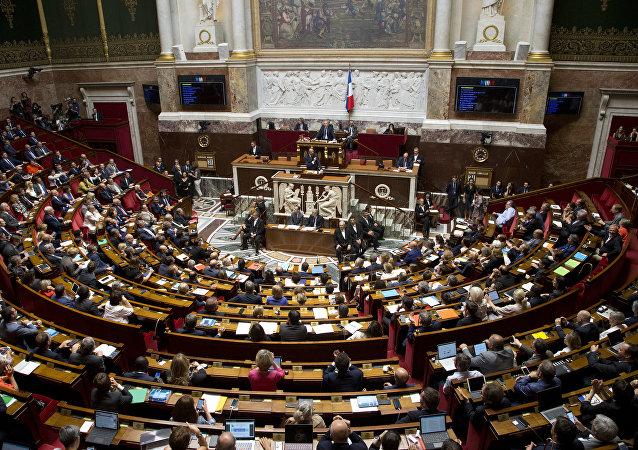 Το γαλλικό κοινοβούλιο