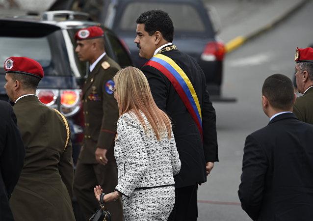 Ο πρόεδρος της Βενεζουέλας, Νικολά Μαδούρο
