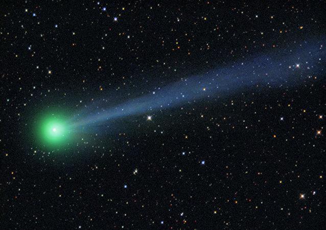 O κομήτης C/2009 R1 (McNaught)