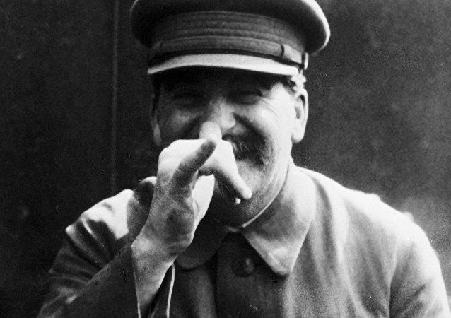 Ο Ιωσήφ Στάλιν