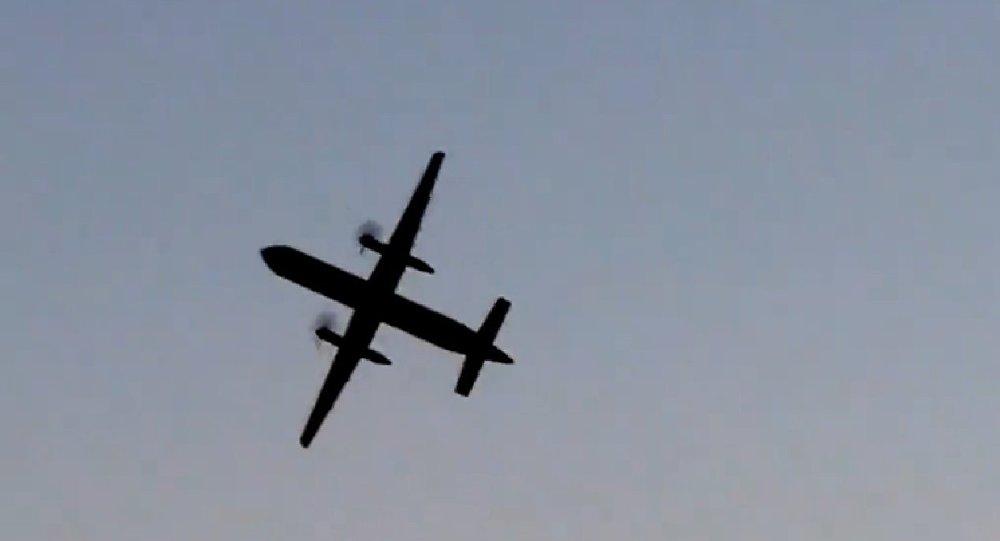 Πτώση αεροπλάνου στο Σιάτλ
