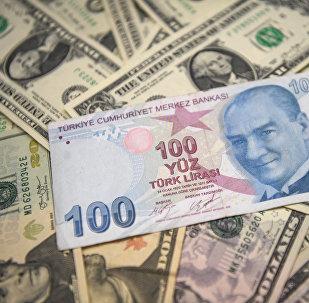 Δολάριο - τουρκική λίρα