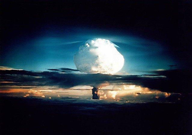 Έκρηξη βόμβας υδρογόνου